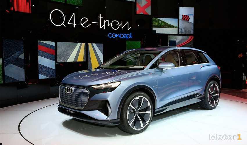 آئودی Q4 E-Tron