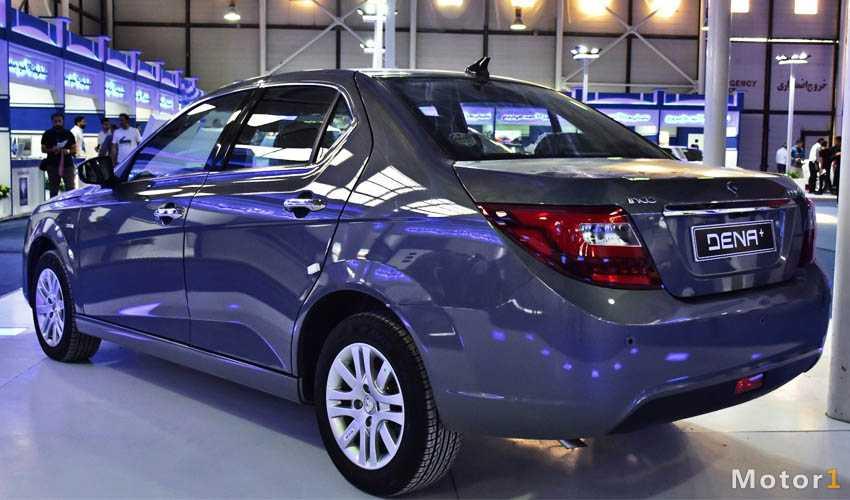 طرح تبدیل محصولات ایران خودرو - مهر 98