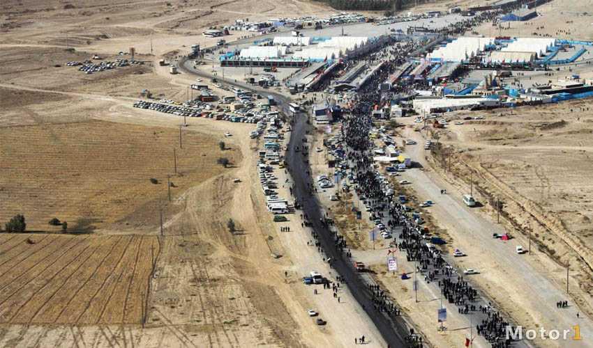 اطلاعات مسافرت به عراق توسط خودرو شخصی و هزینه کاپوتاژ و بنزین