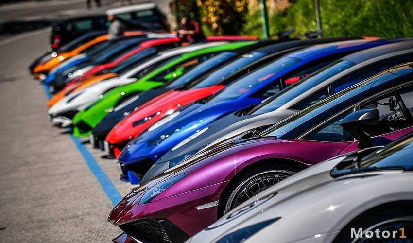 6 رنگ جذاب جدید برای خودروها در ۲۰۱۹