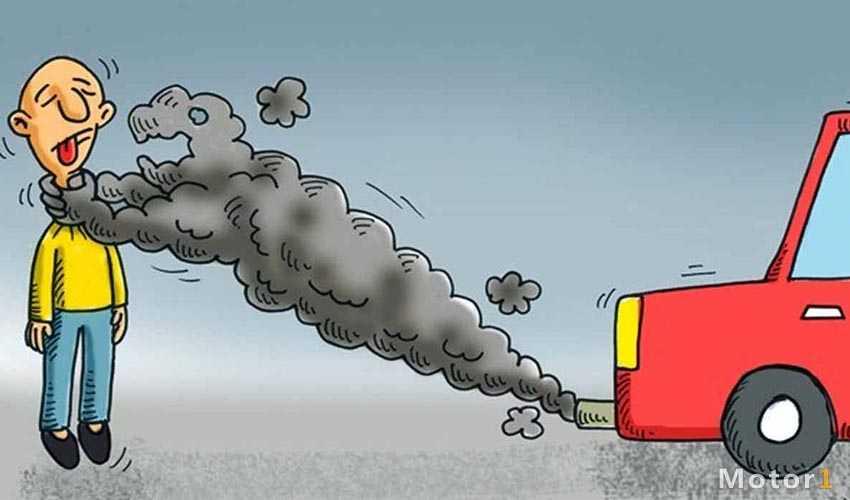 ۶ روش برای کاهش آلایندگی خودرو