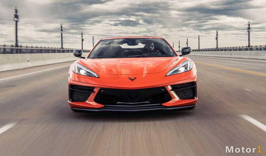 خودرو سال 2020 به انتخاب موتورترند؛ کوروت C8