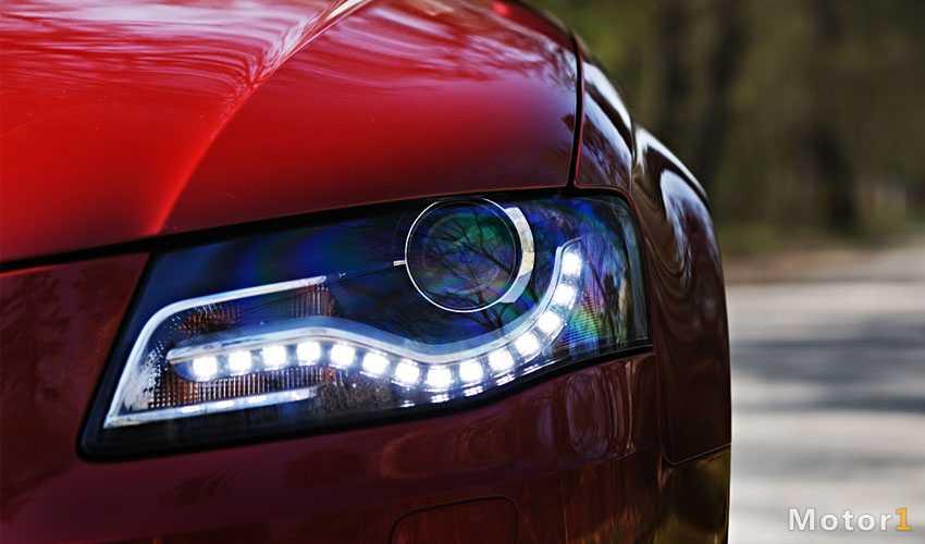 دلیل استفاده از چراغ های دی لایت در خودروها