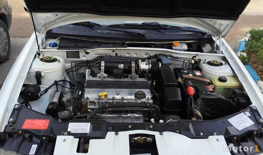 قیمت موتور کامل خودروهای داخلی