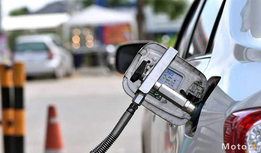گازسوز کردن رایگان خودروها