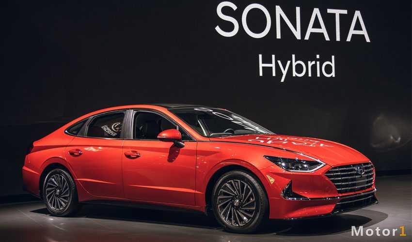 هیوندای سوناتا هیبرید 2020، مصرف سوخت 4.5 لیتر در 100 کیلومتر