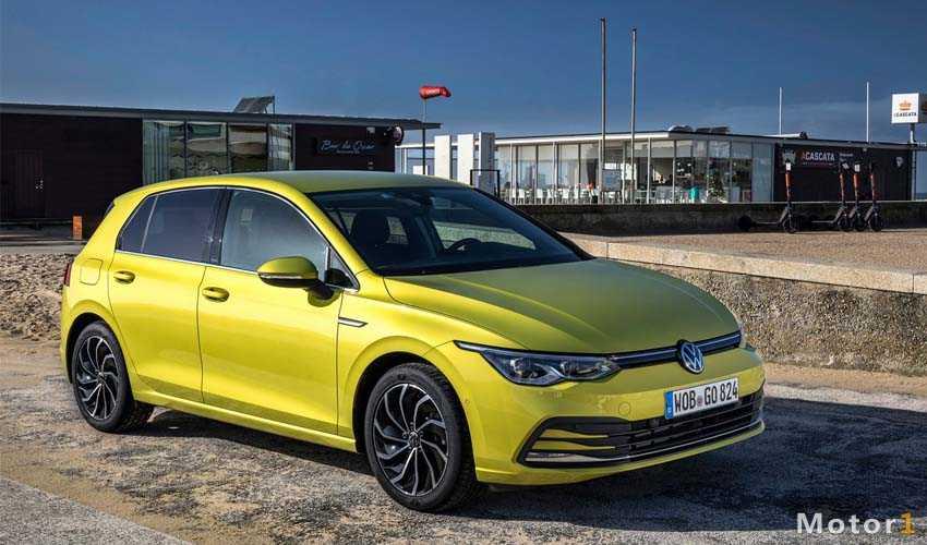پرفروش ترین خودروها در اروپا سال 2020