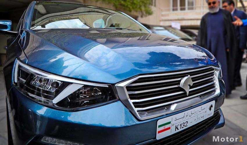 پیش فروش 12 محصول ایران خودرو