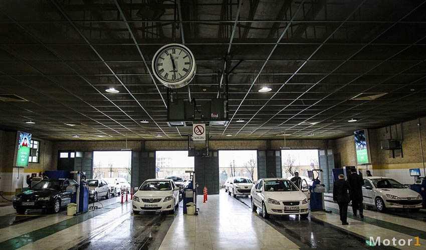 تعرفه جدید معاینه فنی خودروهای سبک و سنگین
