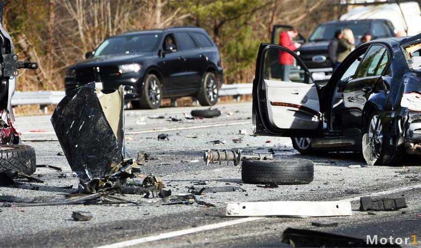 تصادف بدون گواهینامه چه مجازاتی دارد؟