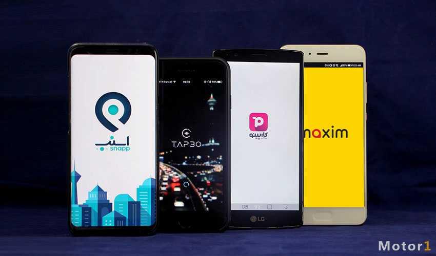 هشدار به کاربران تاکسی های اینترنتی : بار تحویل ندهید