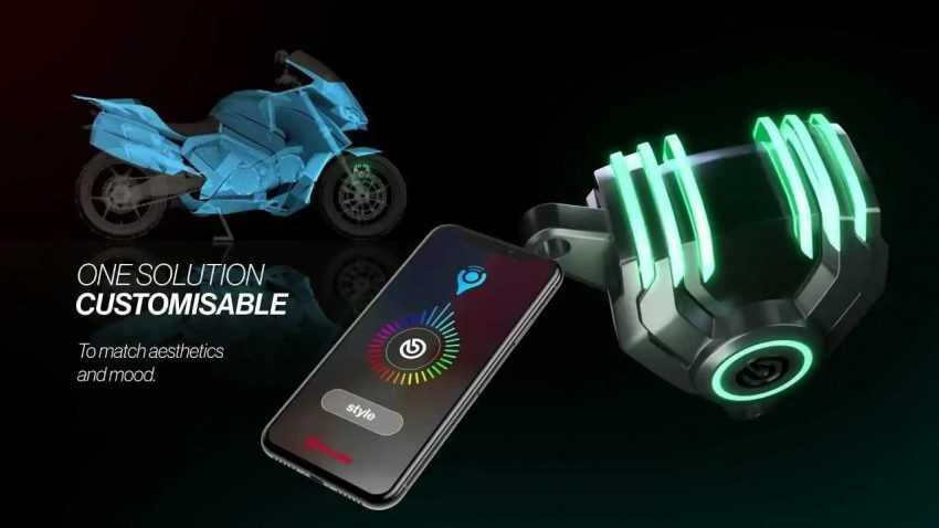 معرفی اولین کالیپرهای ترمز مجهز به چراغ LED
