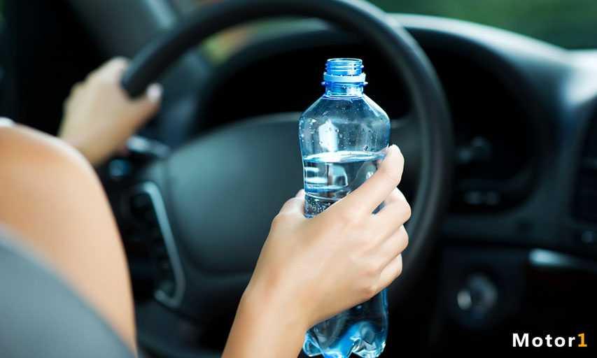 نتیجه تحقیق: خطرناک بودن رانندگی در حالت تشنگی به اندازه رانندگی در حالت مستی