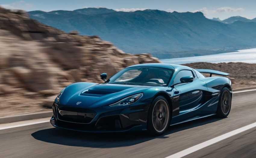 سریعترین خودروی تولیدی دنیا : ریماک نورا