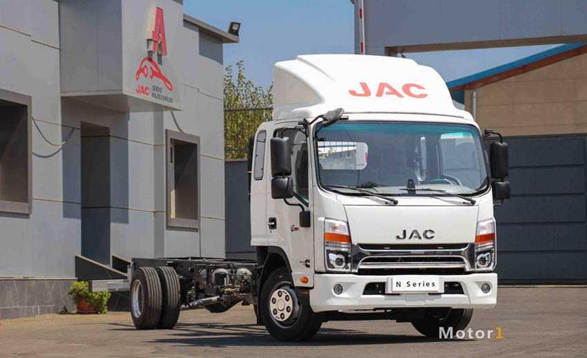 درآمد کار با کامیونت در ایران